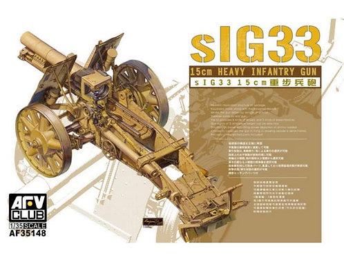AFV Club - sIG 33 15cm Heavy Infantry Gun 1/35