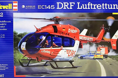 Revell - Eurocopter EC 145 DRF Luftrettung 1/32