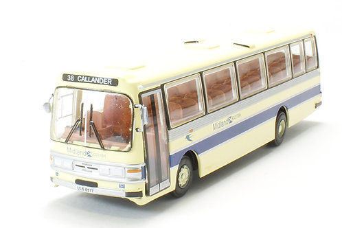Base Toys - Leyland Leopard Duple Dominant II 'Midland Scottish' 1/76