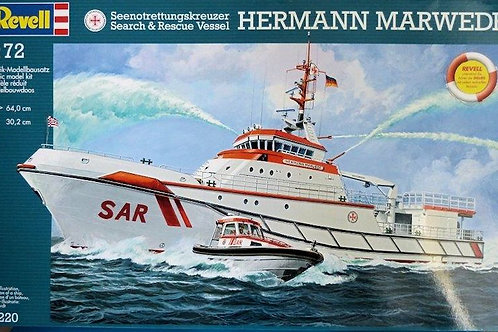 Revell - Hermann Marwede Search & Rescue 1/72