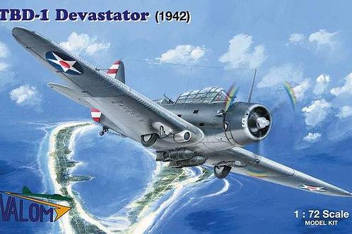 Valom - Douglas TBD-1 Devastator (1942) 1/72