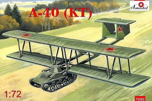 Amodel - Antonov A-40 (KT) Prototype Flying 1/72