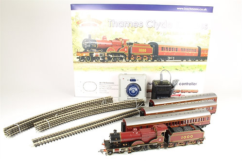 Bachmann - Thames Clyde Express w.Midland Compound