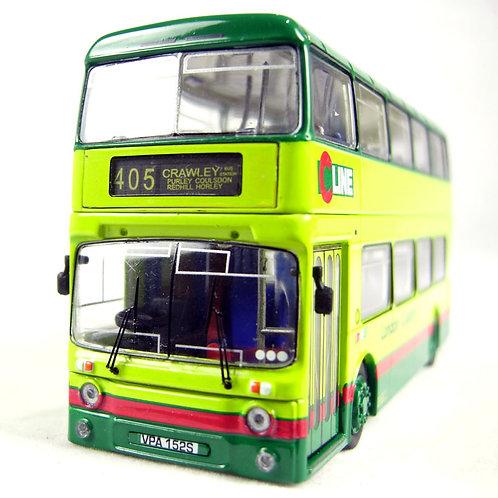 Britbus - Leyland Atlantean d/deck bus 1/76