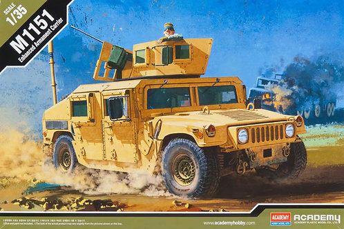 Academy - M1151 Enhanced Armament Carrier 1/35