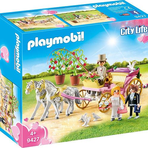 Playmobil 9427 City Life - Wedding Carriage