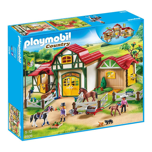 Playmobil 6926 Country - Large Riding Club