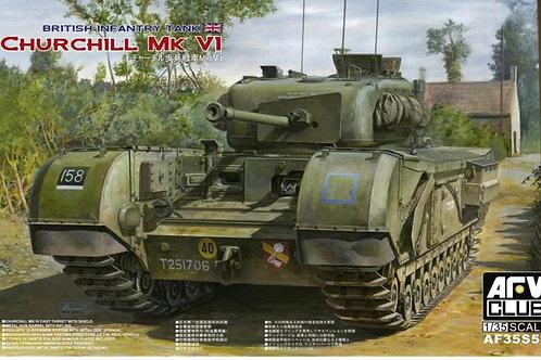 AFV Club - British Churchill Mk.VI 1/35