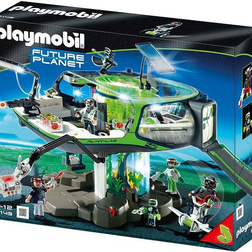 Playmobil 5149 Future Planet - E-Rangers Headquarters