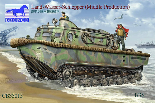 Bronco - Land-Wasser-Schlepper (Middle Production)