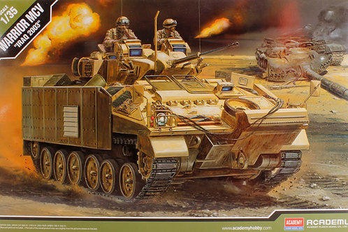Academy - Warrior MCV Iraq 2003 1/35