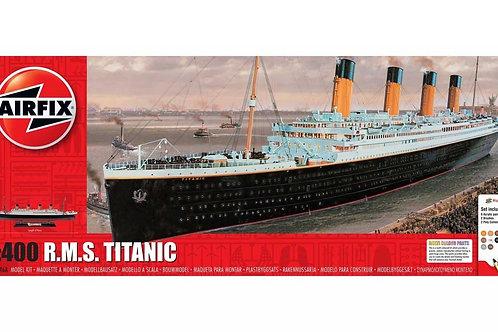 Airfix - RMS Titanic - Gift Set 1/400