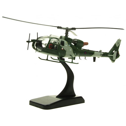 Aviation 72 - British Westland Gazelle AH.1 ZB692 AAC Middle Wallop 2010 1/72