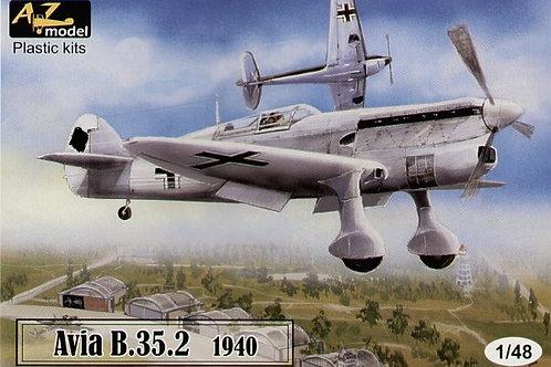 AZ Model - Avia B.35.2 1940 1/48