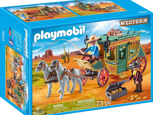Playmobil 70013 Western - Western Carriage