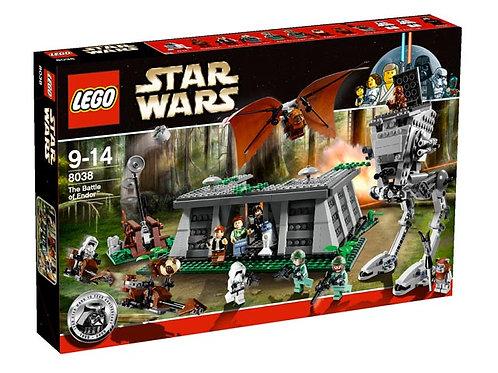 Lego 8038 Star Wars - The Battle Of Endor