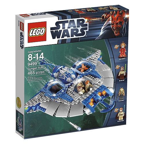 Lego 9499 Star Wars - Gungan Sub