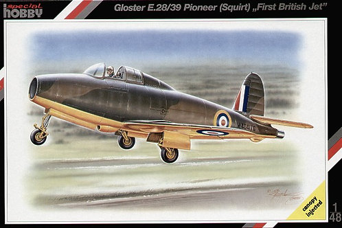 Special Hobby - Gloster E.28/39 Pioneer 1/48