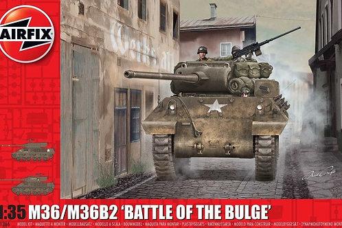 Airfix - M36/M36B2 Battle of The Bulge 1/35