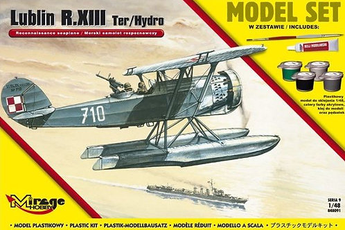 Mirage Hobby - Lublin R.XIII ter/Hydro 1/48