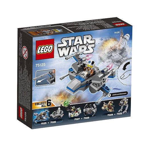 Lego 75125 Star Wars - Resistance X-Wing Fighter