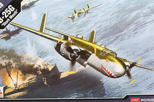 "Academy - B-25G ""Shark Mouth"" 1/48"