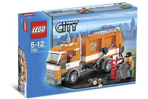 Lego 7991 City - Garbage Truck