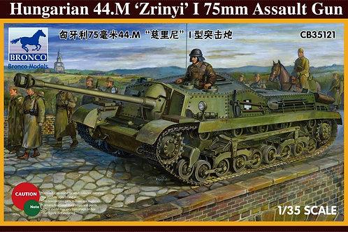 Bronco - Hungarian 44.M Zrinyi I 75mm Assault Gun
