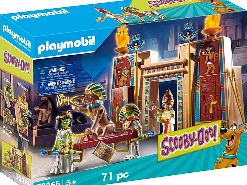 Playmobil 70365 Scooby-Doo - Adventure in Egypt