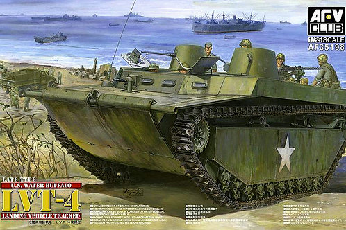 AFV Club - LVT-4 Water Buffalo Late Type 1/35