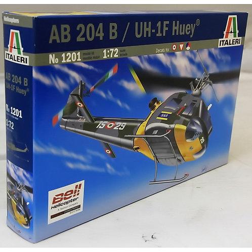 Italeri - AB 240 B/UH-1F Huey 1/72