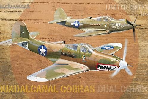 Eduard - Guadalcanal Cobras - Dual Combo 1/48
