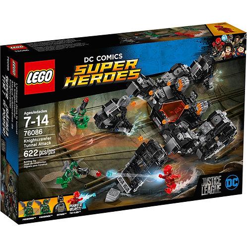 Lego 76086 Super Heroes - Knightcrawler Tunnel Attack