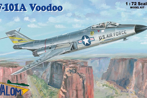 Valom - McDonnell F-101A Voodoo 1/72
