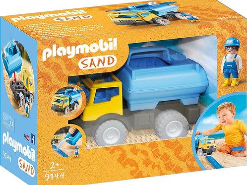 Playmobil 9144 Sand - Water Tank Load