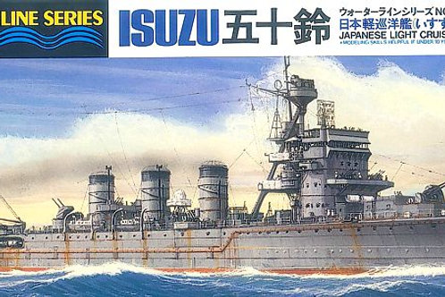 Tamiya - IJN Light Cruiser Isuzu 1/700