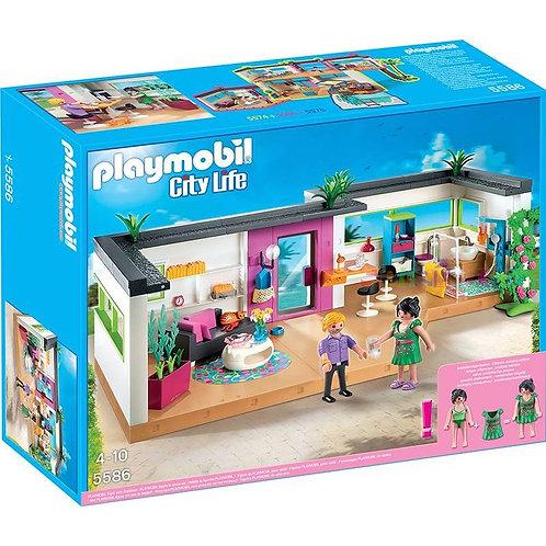 Playmobil 5586 City Life - Guest Suite