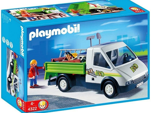 Playmobil 4322 - Delivery Van