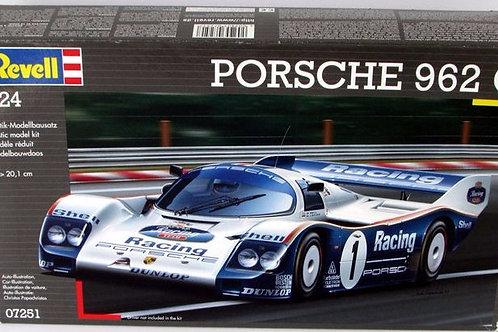 Revell - Porsche 962 C 1/24