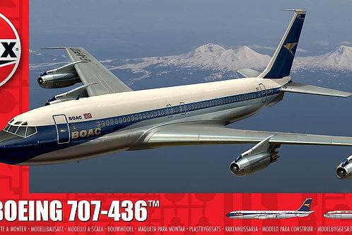 Airfix - Boeing 707-436 1/144