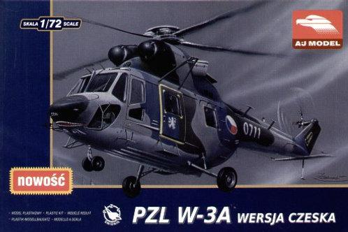 AJ Model - PZL W-3A Czech Helicopter 1/72