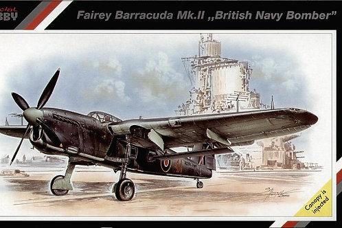 Special Hobby - Fairey Barracuda Mk.II 1/48