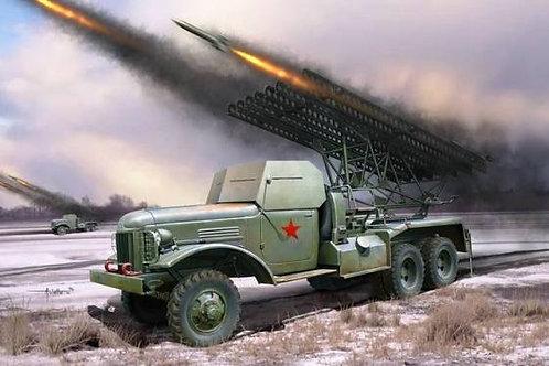 Hobby Boss - Russian BM-13N 1/35