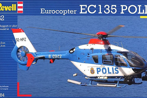 Revell - Eurocopter EC 135 Polis 1/32