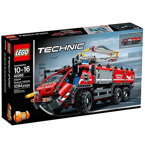 Lego 42068 Technic - Airport Rescue Vehicle
