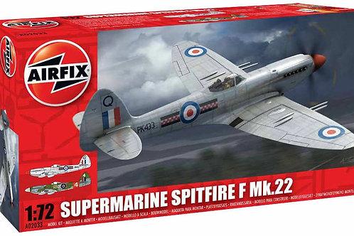 Airfix - Supermarine Spitfire F Mk.22 1/72
