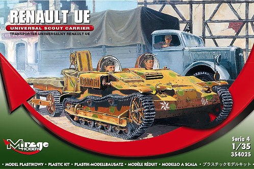 Mirage -  Renault UE Universal Scout Carrier 1/35