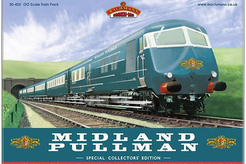 Bachmann - Midland Pullman Train Pack 1/76