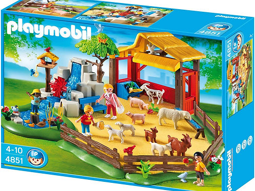 Playmobil 4851 - Children's Zoo