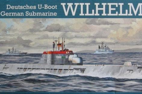 Revell - German Submarine Wilhelm Bauer 1/144
